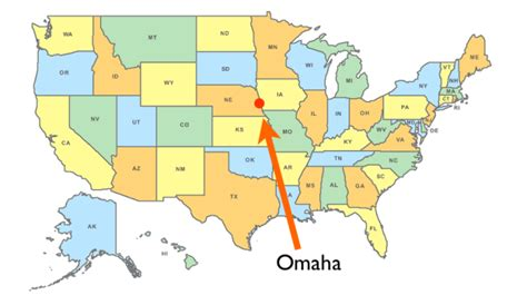 Location Map Omaha Ne   location map omaha ne new style for 2016 2017