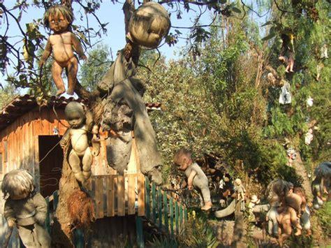 haunted doll island destination artics phenome the island of the doll la isla de la munecas