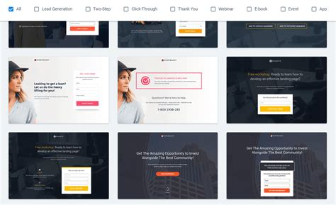 Instapage Review The Best Landing Page Builder I Ve Used Ivetriedthat Free Instapage Templates