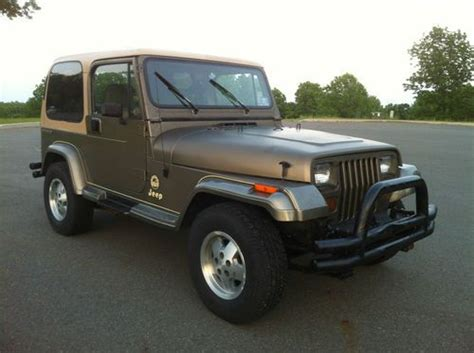 1991 Jeep Wrangler Top Buy Used 1991 Jeep Wrangler Top Canopy Top