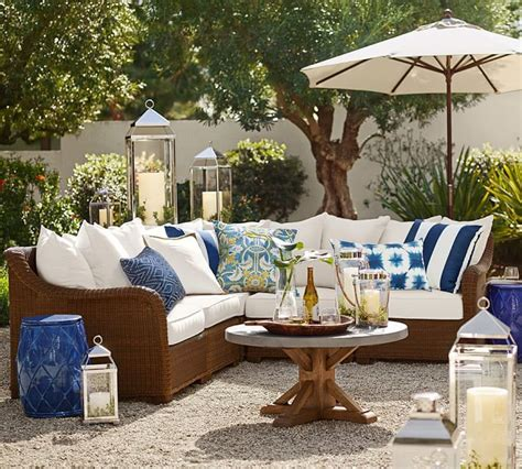 Outdoor Furniture And Garden Decor We Say Bring On The Sun Who Is Ready For Lazy Afternoons Spent Lounging In The Yard Discover