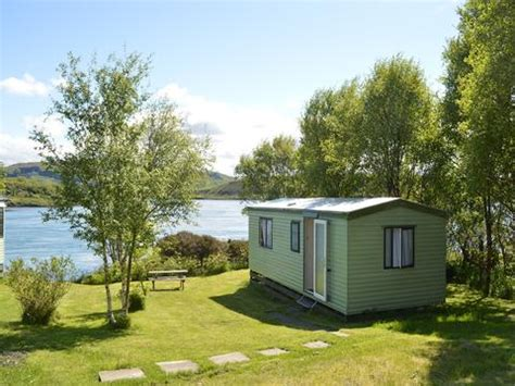 Pier Cottage Caravan Park by Argyll And Bute Scotland The Ideal Destination