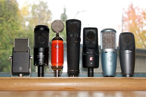 Microphone Condenser Pw 646 lsm 1st studio images usseek