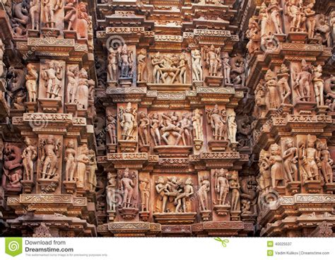 indian temple sculpture books sculpture on the facade of hindu temple stock photo