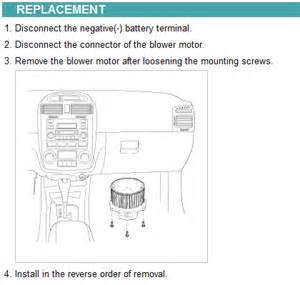 2007 Kia Spectra Wiring Diagram Kia Blower Location Get Free Image About Wiring Diagram