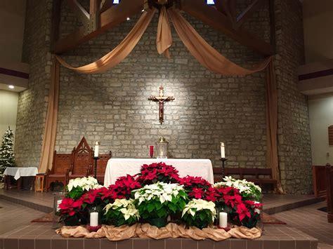 St. Joan of Arc Catholic Church, Powell OH. Christmas