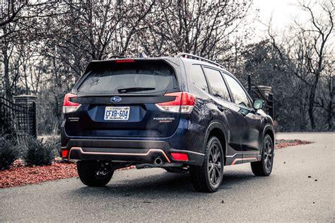 2019 subaru forester sport review 2019 subaru forester sport car