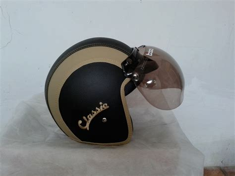 Helm Bogo Yang Kulit galery helm bogo kulit warna coklat hitam firman personal