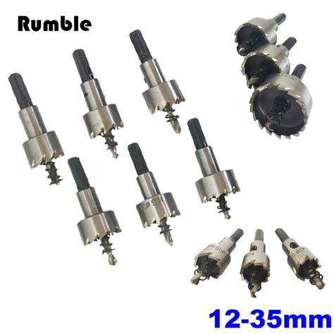 Holesaw Hss High Speed Steel 32 Mm B10 N0585 1pcs 12 35mm hss high speed steel drill bit holesaw metal cutter cutting plastic wood