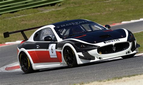 maserati race car image 2012 maserati granturismo mc trofeo race car size