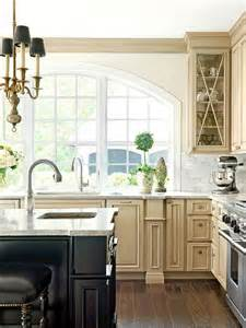How To Decorate Space Above Kitchen Cabinets Bhg Centsational Style