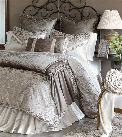 Premium Bedding Sprei 2 luxury bedding by eastern accents leblanc collection