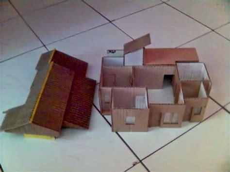 cara membuat pintu rumah dari kardus cara membuat kreasi rumah unik dari kardus bekas blog