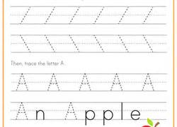 the alphabet worksheets amp free printables education com
