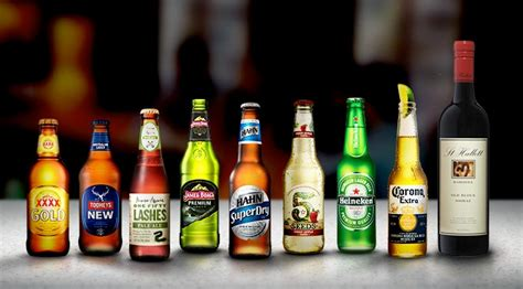 alcoholic drinks brands top 5 bogan alcoholic drinks boganguide