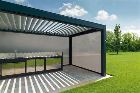 veranda bioclimatica pergola bioclimatica copertura tetto cosa 232 la pergola