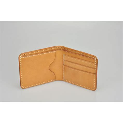 leather templates leather wallet pattern swp 01 billfold wallet