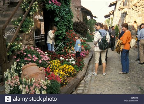 candelo in fiore candelo in fiore feast candelo italy stock photo