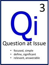 big question how can one person s view of the world question at issue the elements of thought