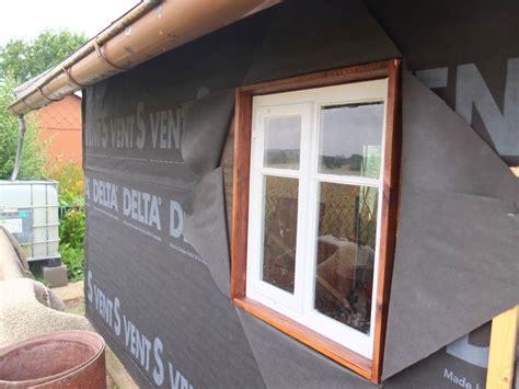Fenster Einbauen by Renovierung Der Gartenlaube Teil 3 R 252 Ckwand Erneuern Und