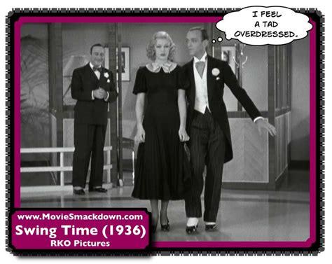 swing time 1936 pre 1950s movie smackdown 174
