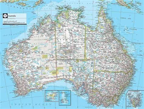 Garden Wall Murals map of australia wallpaper wall mural self adhesive