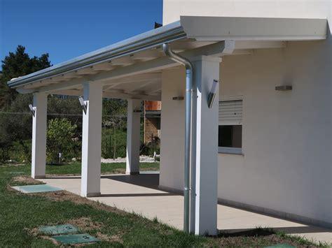 tettoie per esterni prezzi prezzi tettoie in legno per esterni pensiline e