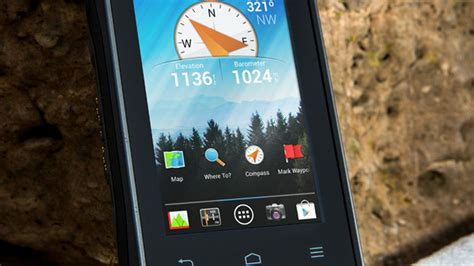 garmin android garmin s 650 android navigator is one chip away from being an smartphone the verge