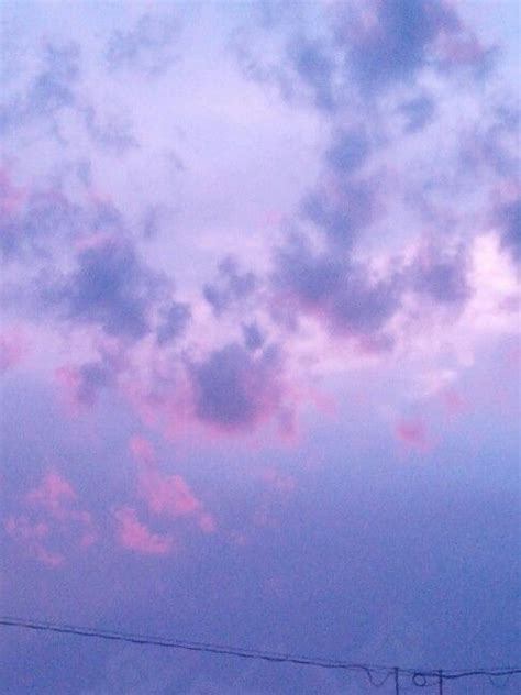 pretty clouds lavender aesthetic aesthetic colors