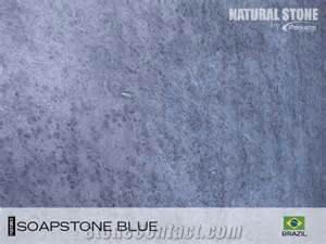 Blue Soapstone Blue Soapstone Tile Brazil Blue Soapstone From United