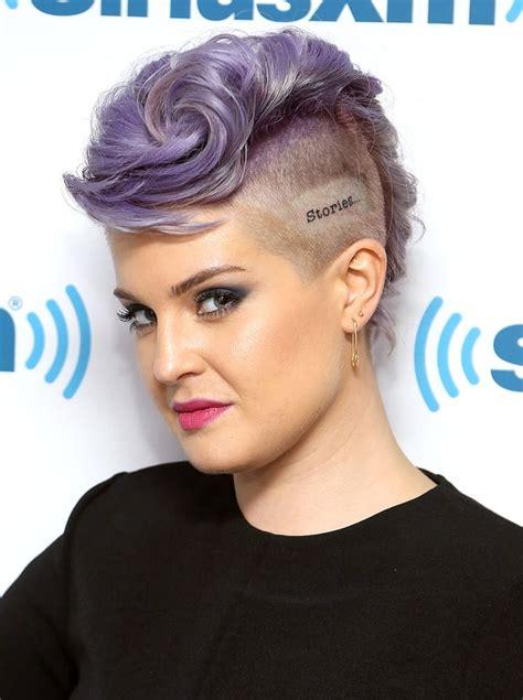 July 2014   Kelly Osbourne's Hair Evolution   Us Weekly