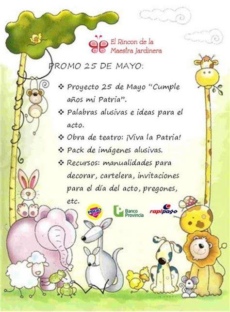 soluciones para las maestras jardineras imagenes para el 25 de mayo 28 de mayo im 225 genes con frases del d 237 a de los jardines de