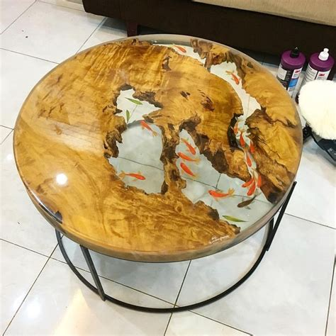 25  unique Resin table ideas on Pinterest   Wood resin, Wood resin table and Epoxy resin for wood
