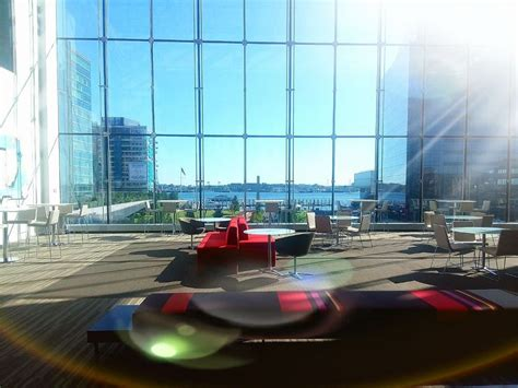 pwc boston  seaport pwc office photo glassdoor