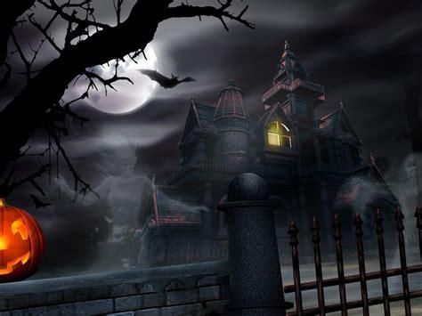 x haunted house nawiedzony dom hd tapety na pulpit panoramiczny