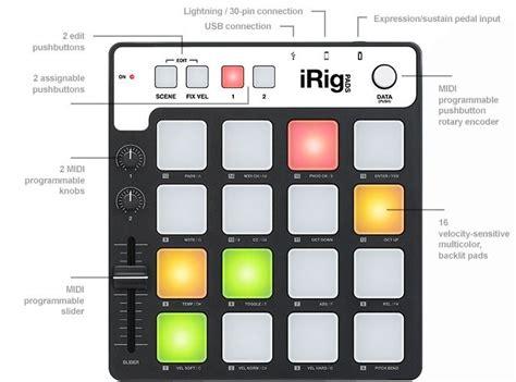 Litube Irig By Flash Komputer ik multimedia releases irig pads editor software for mac