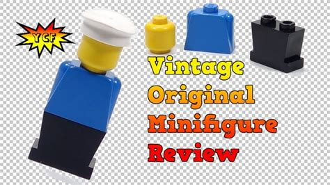 Minifigure Lego Original 5 lego original minifigure review for the minifigure map 1976 legoland minifigure from 555