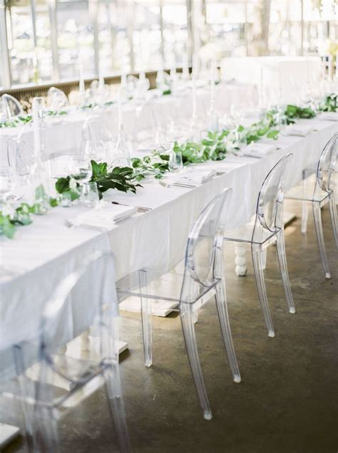 Modern Wedding Chairs by 25 Best Ideas About Ghost Chair Wedding On