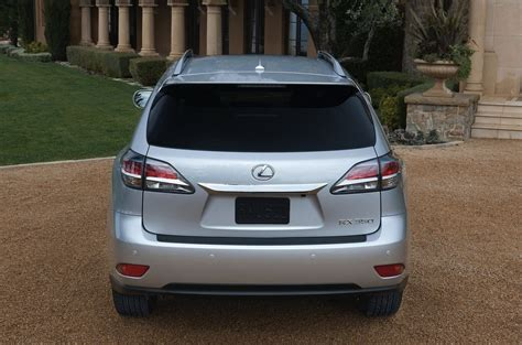lexus crossover 2013 2013 lexus rx 350 crossover priced at 39 310