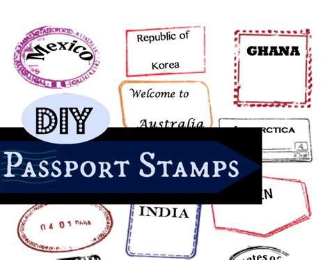 Editable Passport Sts Template Rebe With A Clause Editable Passport Template