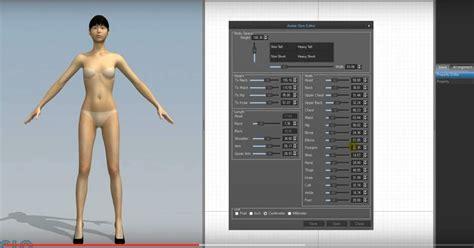 Archives Avatarsoftware by A Custom Avatar For Marvelous Designer Cg Elves
