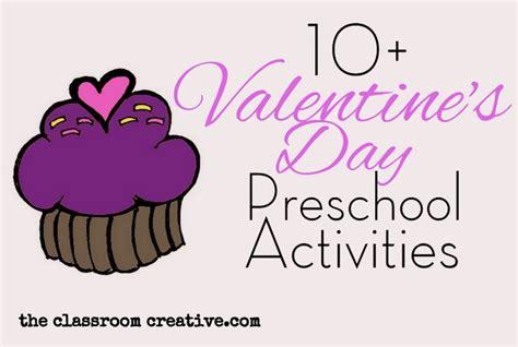 kindergarten activities valentines valentine s day activities for preschool