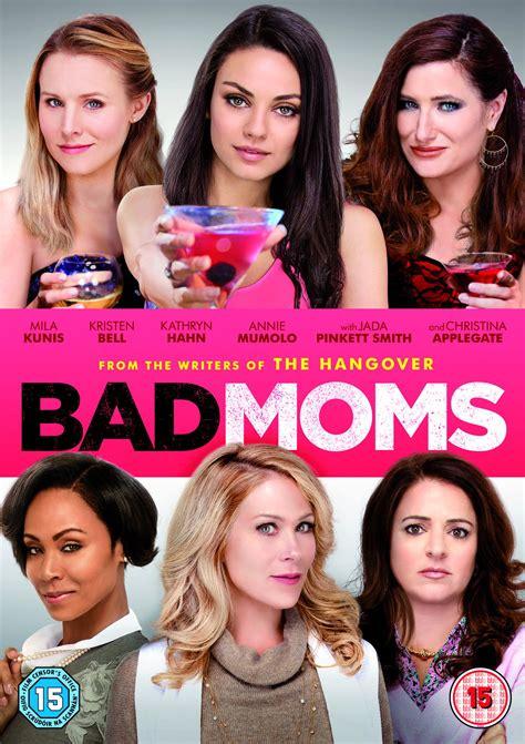 bad mom bad moms dvd brand new original sealed 2017