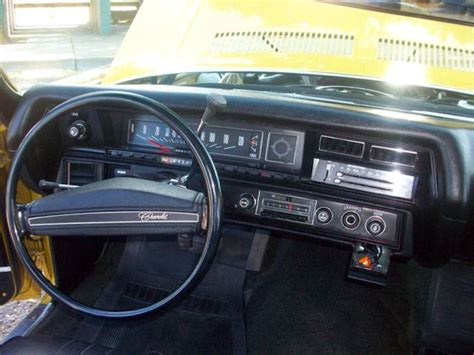 1972 Chevelle Interior by 1972 Chevelle Steering Wheels And Door Panels