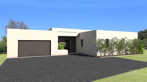 House Plat by Maison Contemporaine D Architecte B 233 Ton Bois Composite 224 Albi