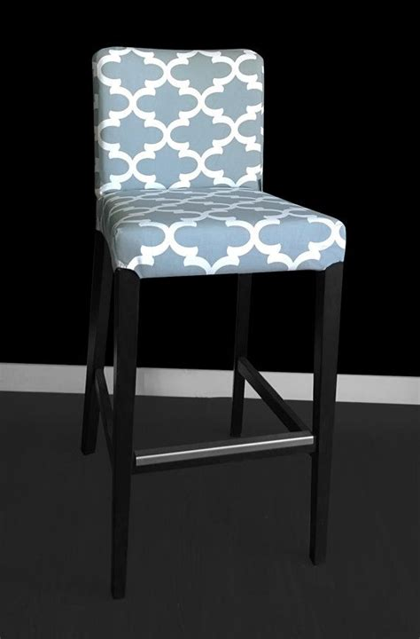 Henriksdal Bar Stool Chair Cover by Best 25 Bar Stool Covers Ideas On Stool