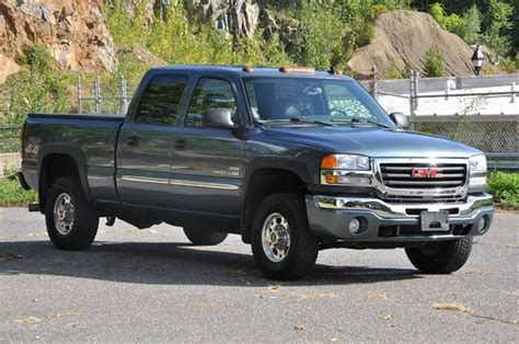 how petrol cars work 2006 gmc sierra 2500hd engine control gmc sierra 2500 hd crew cab for sale 457 used cars from 6 488