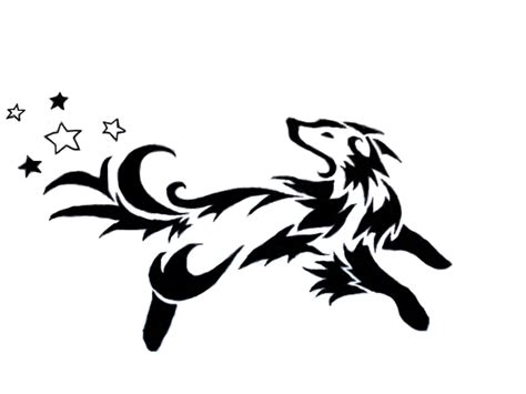 dog tribal tattoo tattoos and designs page 29