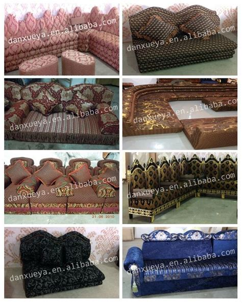 middle east style sofa middle east style floor seating sofa with wood trim view