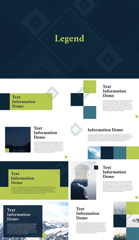 25 Free Professional Ppt Templates For Project Presentations Professional Business Powerpoint Templates Free
